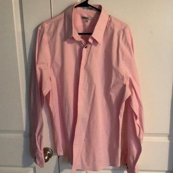 Express Men S 1mx Dress Shirt